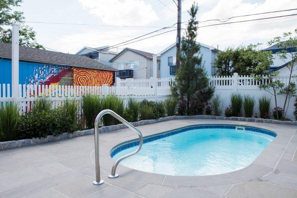 OC Pool area